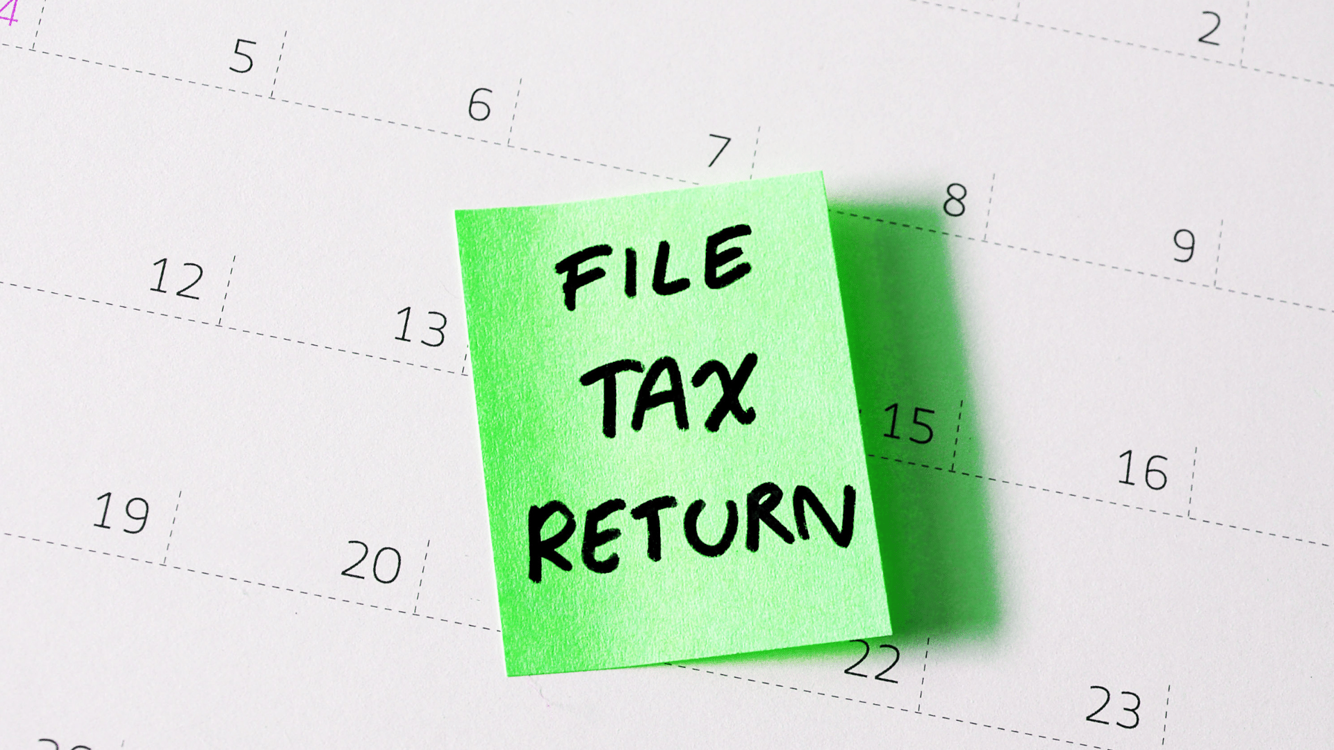 Individual Tax Return Filing 2020/21 - HKWJ Tax Law